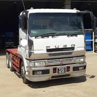 Mitsubishi Super great Fuso.
