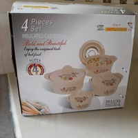 Insulated bowls