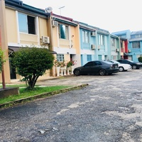 Curepe 3 Bedroom Townhouse