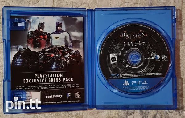 Batman Arkham Knight - PS4 Game-2