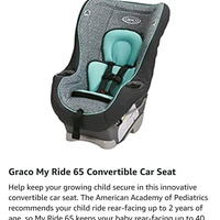 Car seat and High chair Combo
