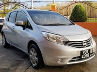 Nissan Note, 2014, PDT