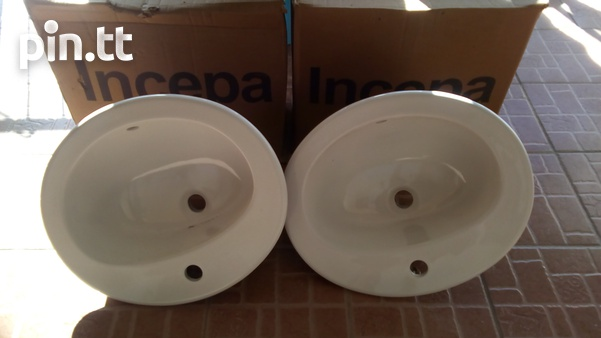 Face basin with tap new brand-2