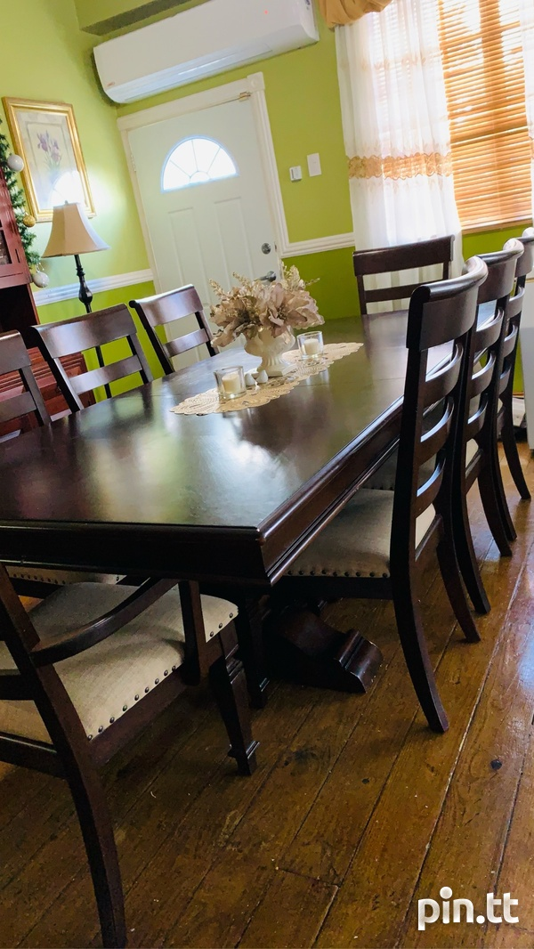 9 Pc Dining Table-1