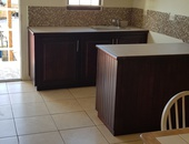Unfurnished two-bedroom apartments