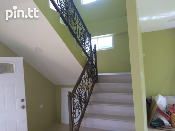 WOODFORD GARDENS CHAGUANAS TWO STOREY HOUSE-5