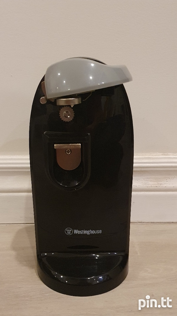 Westinghouse Automatic Can Opener