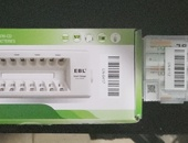 Rechargeable Batteries and Smart Charger