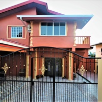 Modern Two Story Four Bedroom House Gasparillo