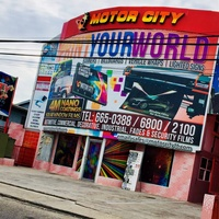 Commercial 3 story building in Chaguanas
