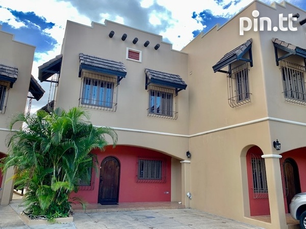 Cotton Hill Maraval 3 Bedroom Townhouse-2