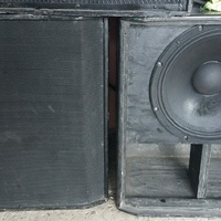 18inch rcf subs