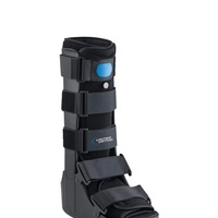 The United Ortho air cam walking boot provides maximum stability and support