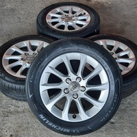 Aud 16 Inch Rims & Tyres