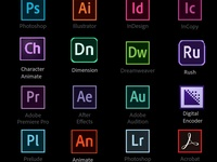 Adobe Software 2018 For Students and Profesionals.