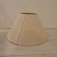 Cream Lamp Shade