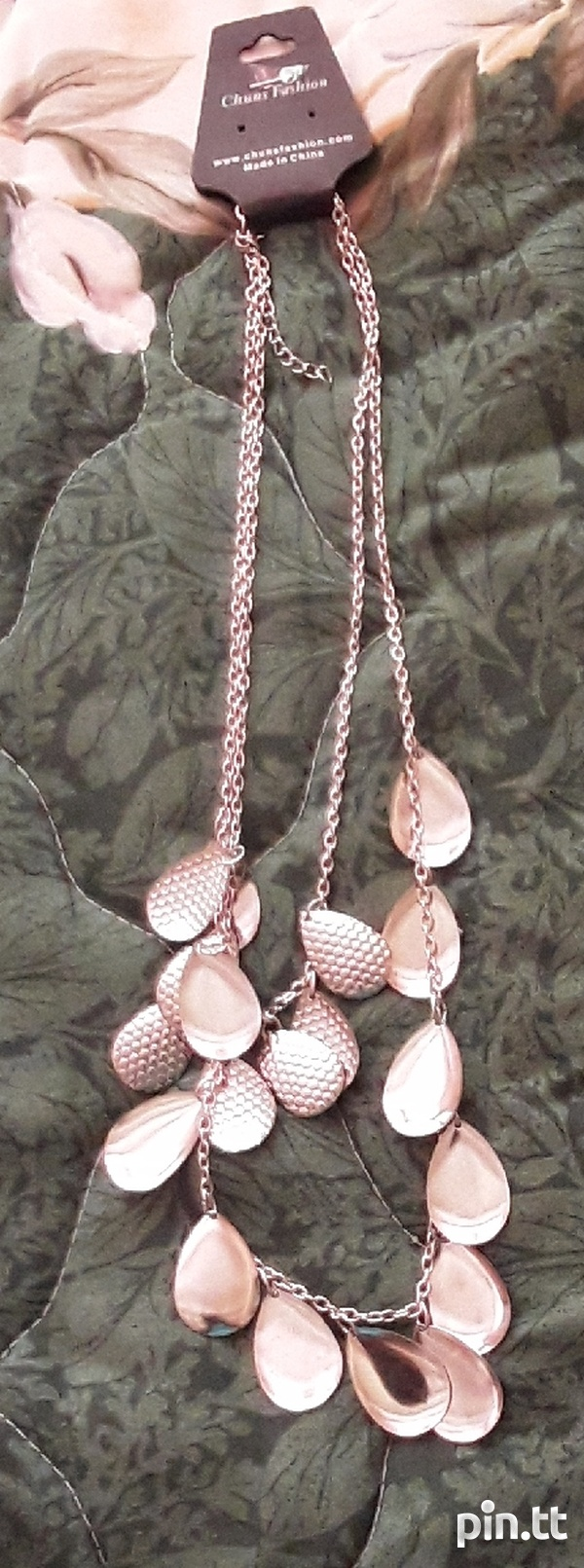 Silver Necklaces Costume Jewellery-4