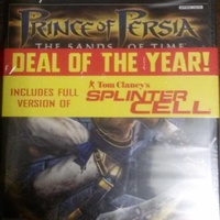 Prince of persia/Splinter cell PS2