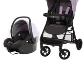 Safety 1st Car Seat and Stroller