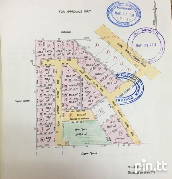 25 Plots Penal with Outline Approvals