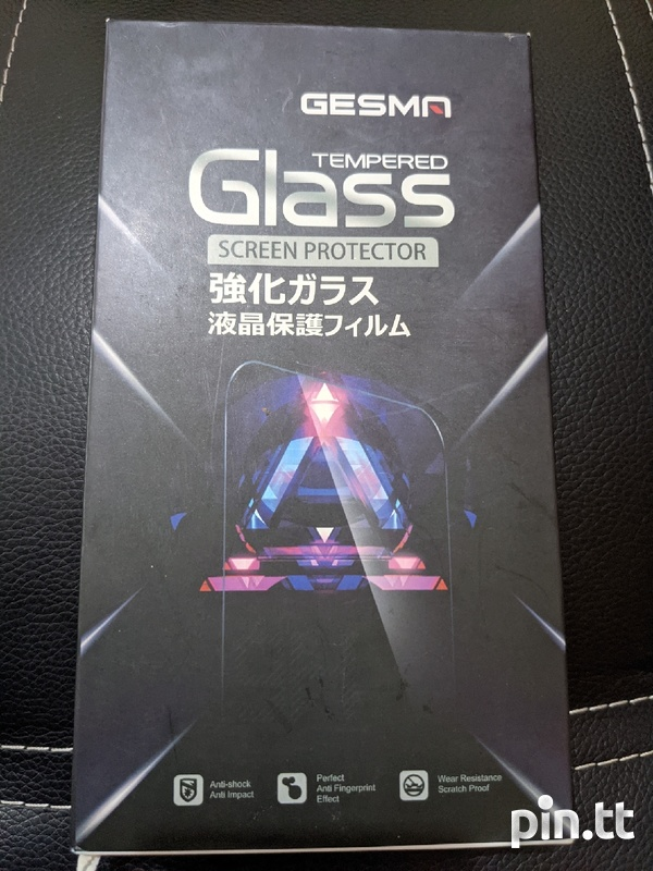 Samsung Galaxy A71 Tempered Glass Screen Protector and Camera Screen Protector
