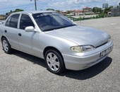 Hyundai Accent, 1996, PBA