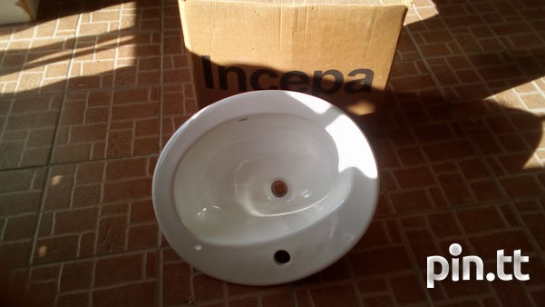 Face basin with tap new brand-1