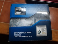 Intel Atom motherboard and RAM