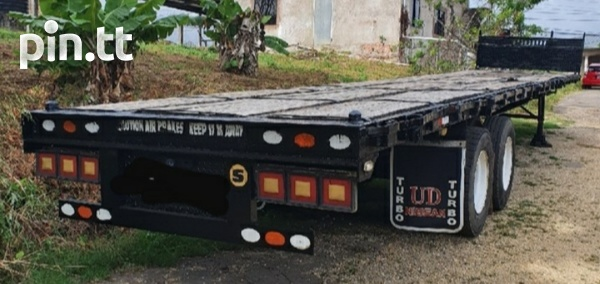ERF Truck and Trailer-7