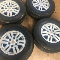 l200 rims and tyres