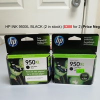 New HP Ink 950XL