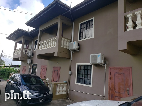 COUVA UNFURNISHED GROUND FLOOR APARTMENT-2