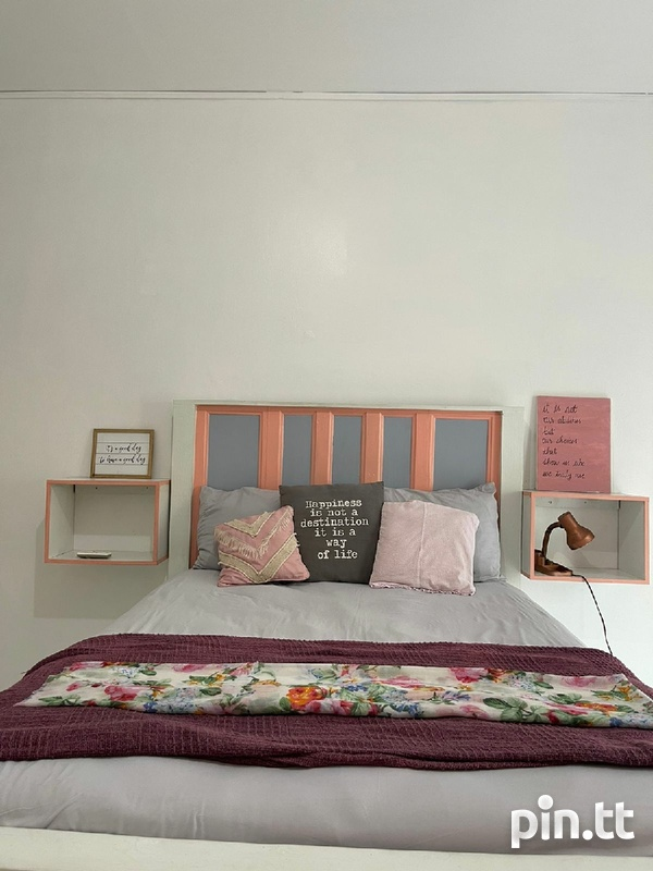 RENTED One Bedroom /Shared Living and Dining Space-2
