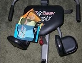 Thigh and Glute Abductor Machine
