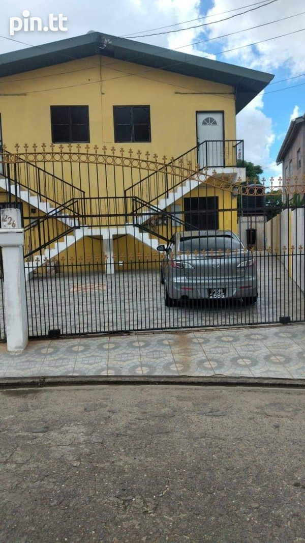 CHAGUANAS UNFURNISHED APARTMENT WITH 2 BEDROOMS-1