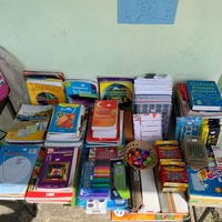 Back to school Books starting from Primary school to Secondary school