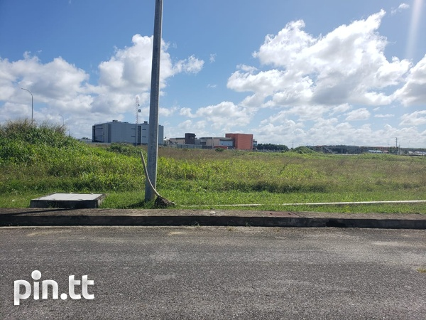 Trincity Business District Land-3