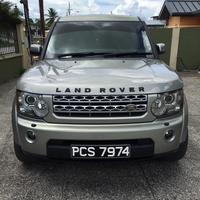 Land Rover Discovery, 2010, PCS