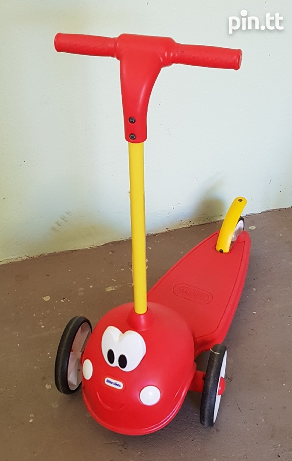 Little Tikes cozy coupe scooter-1