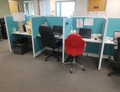 3x3 Office Cubicles