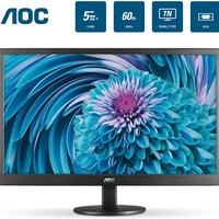 NEW AOC 19.5in HD Monitor
