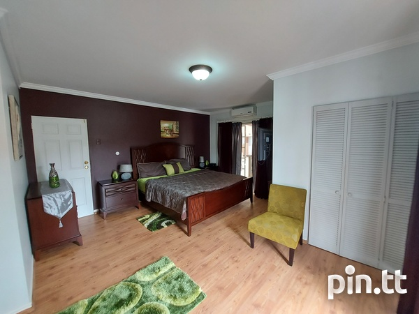 1 Bed Fully Furnished, Spanish Villas Apartment, Cascade.-5