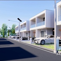 Mon Reve Toabgo Townhouse with 3 Bedrooms