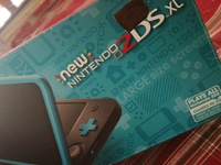 Nintendo 2DS XL and one game