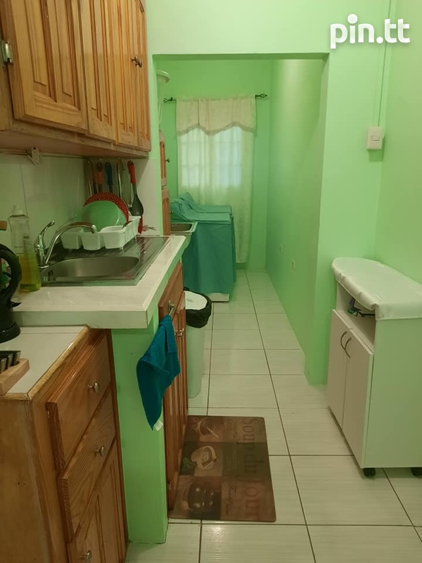 St Clair /Woodbrook - Fully furnished 1 bedroom/1 bath Apartment-1