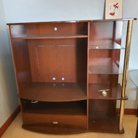 TV Stand with ample storage