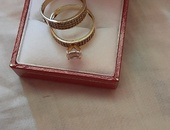 14 k wedding ring size 6.5