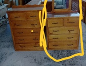5 drawer chest of draw