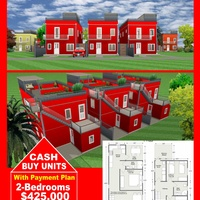 LBS Affordable units at Adil Trace, Pierre road, Chaguanas
