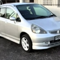 Honda Fit, 2005, PBX